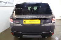 USED 2016 66 LAND ROVER RANGE ROVER SPORT 4.4 SD V8 Autobiography Dynamic CommandShift 2 4X4 (s/s) 5dr 22' ALLOYS! DEPLOYABLE STEPS!