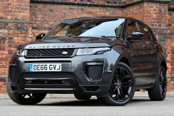 2016 LAND ROVER RANGE ROVER EVOQUE 2.0 TD4 HSE Dynamic Lux Auto 4WD (s/s) 5dr £28477.00