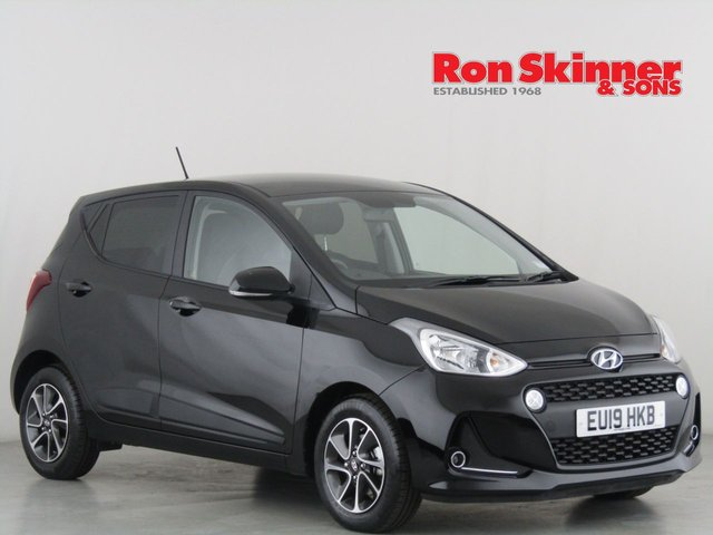 View our 2019 19 HYUNDAI I10 1.0 PREMIUM 5d 65 BHP