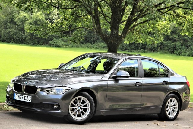 2017 67 BMW 3 SERIES 2.0 320D ED PLUS -SAT NAV-DAB-ACTIVE CONNECTED SERVICES-MEDIA PACK-BLUETOOTH-CRUISE CONTROL