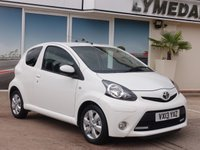 USED 2013 13 TOYOTA AYGO 1.0 VVT-I FIRE AC 3d 67 BHP