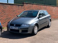 USED 2004 04 FIAT STILO 1.4 ACTIVE A/C 16V 3d 94 BHP