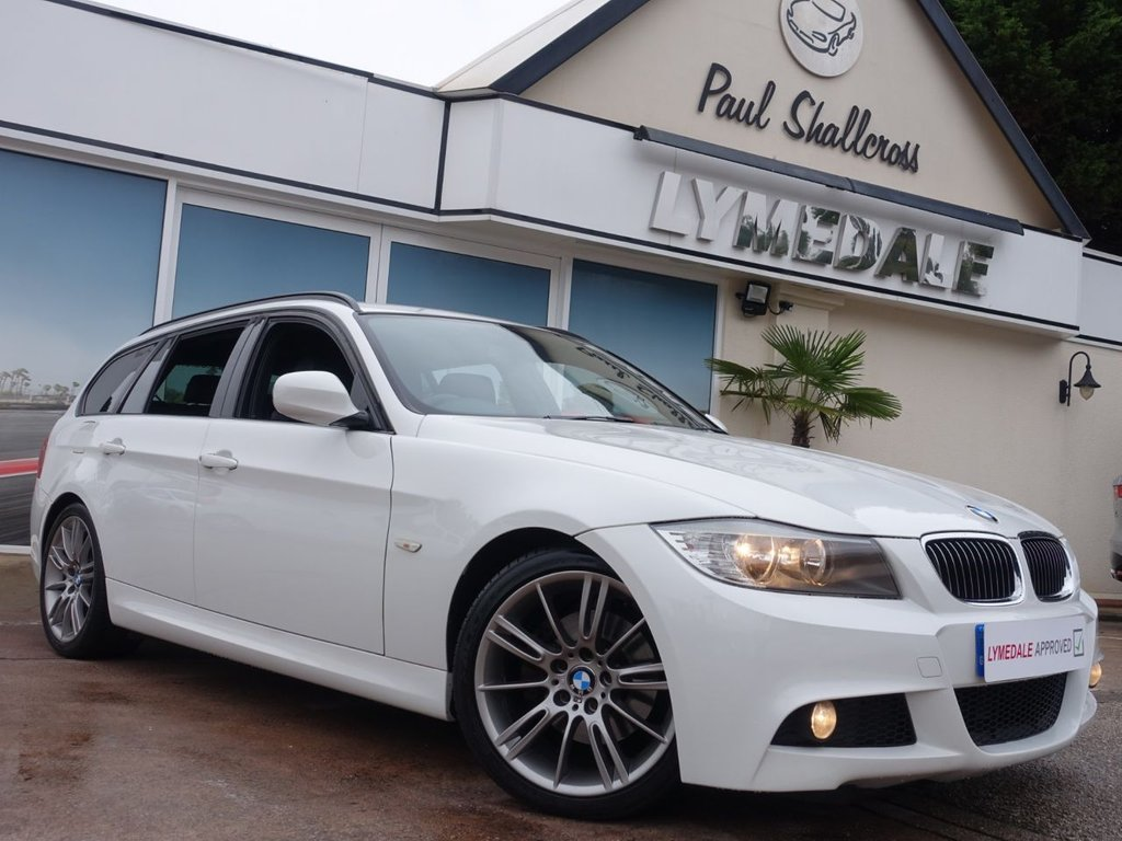 USED 2012 61 BMW 3 SERIES 2.0 320D SPORT PLUS EDITION TOURING 5d 181 BHP