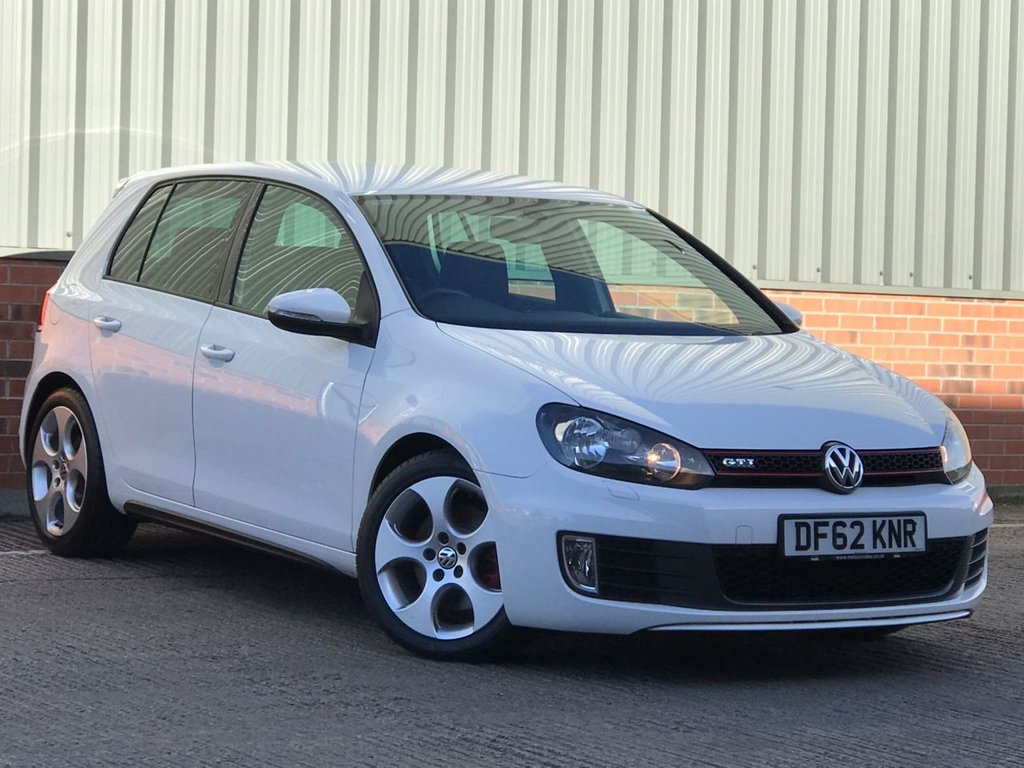 USED 2013 62 VOLKSWAGEN GOLF 2.0 GTI 5d 210 BHP FANTASTIC CONDITION AND SPECIFICATION