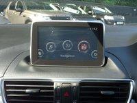 USED 2015 15 MAZDA 3 2.2 D SPORT NAV 4d 148 BHP Nav,HtdLeather,Media,Spec+