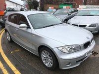 USED 2007 56 BMW 1 SERIES 2.0 118D SE 5d 121 BHP