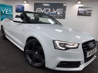 2015 AUDI A5 2.0 TDI S LINE SPECIAL EDITION 2d 175 BHP £17699.00
