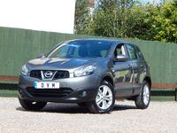 USED 2011 61 NISSAN QASHQAI 1.5 ACENTA DCI 5d 110 BHP FULL SERVICE HISTORY, LONG MOT, FINANCE AVAILABLE