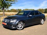 2010 MERCEDES-BENZ C CLASS 3.0 C350 CDI BLUEEFFICIENCY SPORT AUTO 231 BHP 4DR SALOON £5950.00