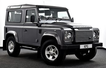 2015 LAND ROVER DEFENDER 90