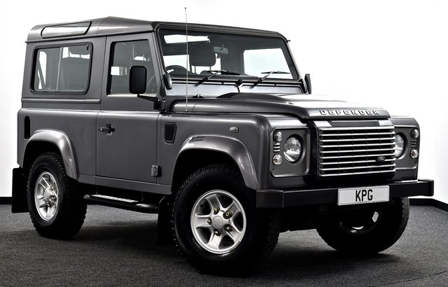 USED 2015 15 LAND ROVER DEFENDER 90 2.2 TD XS Station Wagon 3dr 1 Owner, F/S/H, Immaculate ++
