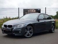 2016 BMW 3 SERIES 320D XDRIVE M SPORT 4d 188 BHP £16495.00