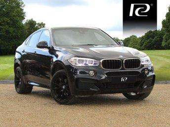 2015 BMW X6 3.0 XDRIVE30D M SPORT 4d AUTO 255 BHP £28990.00