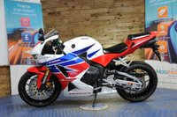 2016 HONDA CBR600RR CBR 600 RA-D - HRC - 1 Owner from new £6595.00