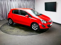 USED 2013 13 VAUXHALL CORSA 1.2 SXI AC 5d 83 BHP £0 DEPOSIT AVAILABLE, AUX INPUT, AIR CONDITIONING, CLIMATE CONTROL, CD PLAYER, FM/AM RADIO, STEERING WHEEL CONTROLS, TRIP COMPUTER