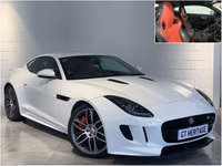 USED 2014 14 JAGUAR F-TYPE 5.0 R [R CAM][HTD S WHEEL][550 BHP]