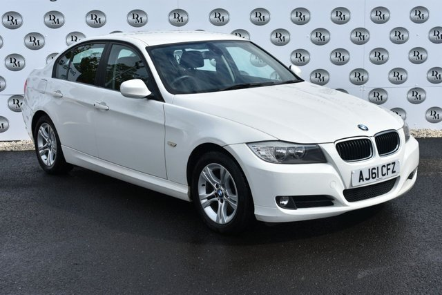 2012 61 BMW 3 SERIES 2.0 320D ES 4d 181 BHP FULL BMW HISTORY