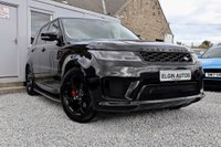 USED 2018 67 LAND ROVER RANGE ROVER SPORT HSE 3.0 SDV6 Auto 5dr ( 306 bhp ) One Local Owner Low Mileage Facelift Model Outstanding Example 5 Year Service Plan