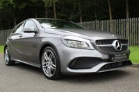 USED 2016 66 MERCEDES-BENZ A CLASS 1.5 A 180 D AMG LINE EXECUTIVE 5d 107 BHP A STUNNING 1 OWNER CAR WITH FULL MERCEDES DEALER HISTORY!!!