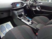 USED 2016 16 PEUGEOT 308 1.2 PURETECH S/S SW GT LINE 5d AUTO 130 BHP