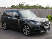 USED 2019 19 LAND ROVER RANGE ROVER 5.0 V8 SVAUTOBIOGRAPHY DYNAMIC 5d AUTO 558 BHP