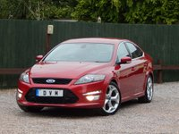 USED 2012 12 FORD MONDEO 2.2 TITANIUM X SPORT TDCI 5d 197 BHP FULL SERVICE HISTORY, LONG MOT, FINANCE AVAILABLE