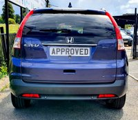 USED 2013 13 HONDA CR-V 2.0 I-VTEC SR 5d AUTO 153 BHP