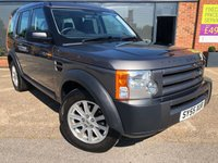 2005 LAND ROVER DISCOVERY 2.7 3 TDV6 7 SEATS 5d AUTO 188 BHP £4391.00