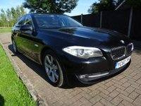 USED 2010 60 BMW 5 SERIES 2.0 520D SE 4d AUTO 181 BHP FULL SERVICE HISTORY