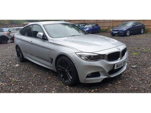 2014 14 BMW 3 SERIES 2.0 320D M SPORT GRAN TURISMO 5d AUTO 181 BHP