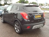 USED 2013 63 VAUXHALL MOKKA 1.7 SE CDTI S/S 5d 128 BHP * LEATHER, GOOD SPEC, £30 TAX * LEATHER, GOOD SPEC, £30 TAX