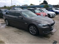 USED 2012 62 BMW 5 SERIES 2.0 520D SE TOURING 5d AUTO 181 BHP 2 PREV OWNER