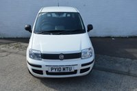 USED 2010 10 FIAT PANDA 1.1 ACTIVE ECO 5d 54 BHP