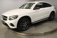 USED 2017 67 MERCEDES-BENZ GLC-CLASS 2.1 GLC 220 D 4MATIC AMG LINE 4d AUTO 168 BHP