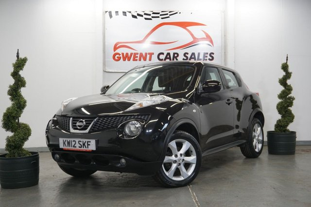USED 2012 12 NISSAN JUKE 1.6 ACENTA 5d 117 BHP *BLUETOOTH, LONG MOT, DRIVES GREAT*