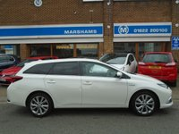 USED 2016 65 TOYOTA AURIS 1.8 VVT-I EXCEL TOURING SPORTS 5d AUTO 99 BHP ULEZ EXEMPT