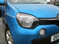 USED 2015 15 RENAULT TWINGO 1.0 DYNAMIQUE SCE S/S 5d 70 BHP Full Service History