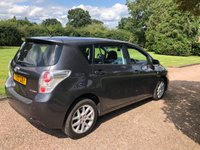 USED 2010 60 TOYOTA VERSO 2.2 TR D-CAT 5d AUTO 148 BHP 7 SEATER Ideal Family Car