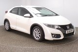 USED 2016 16 HONDA CIVIC 1.6 I-DTEC SE PLUS 5DR 1 OWNER 118 BHP FULL SERVICE HISTORY + FREE 12 MONTHS ROAD TAX + BLUETOOTH + PARKING SENSOR + BLUETOOTH + CRUISE CONTROL + CLIMATE CONTROL + MULTI FUNCTION WHEEL + DAB RADIO + ELECTRIC WINDOWS + ELECTRIC MIRRORS + ALLOY WHEELS