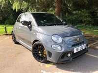 USED 2017 17 ABARTH 595 1.4 595 COMPETIZIONE 3d 177 BHP £5950 OF EXTRAS....