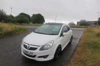 """2010 VAUXHALL CORSA 1.2 LIMITED EDITION 3d 17""""Alloys,Cruise Control,F.S.H £3695.00"""