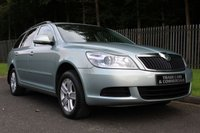 USED 2010 10 SKODA OCTAVIA 1.6 SE TDI CR 5d 104 BHP ONLY ONE LADY OWNER FROM NEW WITH FULL SERVICE HISTORY!!!