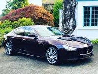 2016 MASERATI GHIBLI 3.0 DV6 4d AUTO 275 BHP £23995.00