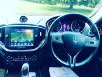 USED 2016 16 MASERATI GHIBLI 3.0 DV6 4d AUTO 275 BHP