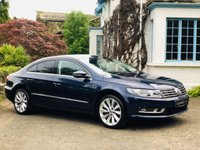 USED 2016 16 VOLKSWAGEN CC 2.0 GT TDI BLUEMOTION TECHNOLOGY 4d 148 BHP