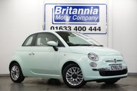 2015 FIAT 500 1.2 POP STAR 3 DOOR 70 BHP £4790.00