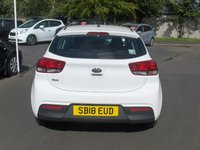 USED 2018 18 KIA RIO 1.2 1 5d 82 BHP BALANCE OF MANUFACTURERS SEVEN YEAR WARRANTY