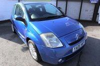 2005 CITROEN C2 1.4 SX 3d 73 BHP £850.00