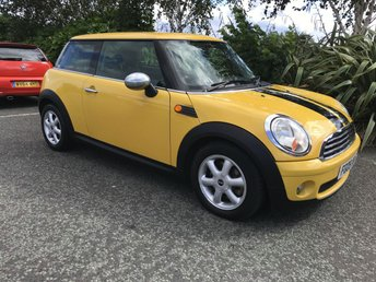 2009 MINI HATCH ONE 1.4 ONE 3d 94 BHP £2695.00