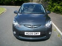 USED 2009 09 MAZDA 2 1.5 SPORT 5d 102 BHP Locally Supplied and Owned Since New, JUST 35,000 Miles with Full Service History, Highly Sought After Rare Sport Edition!!!
